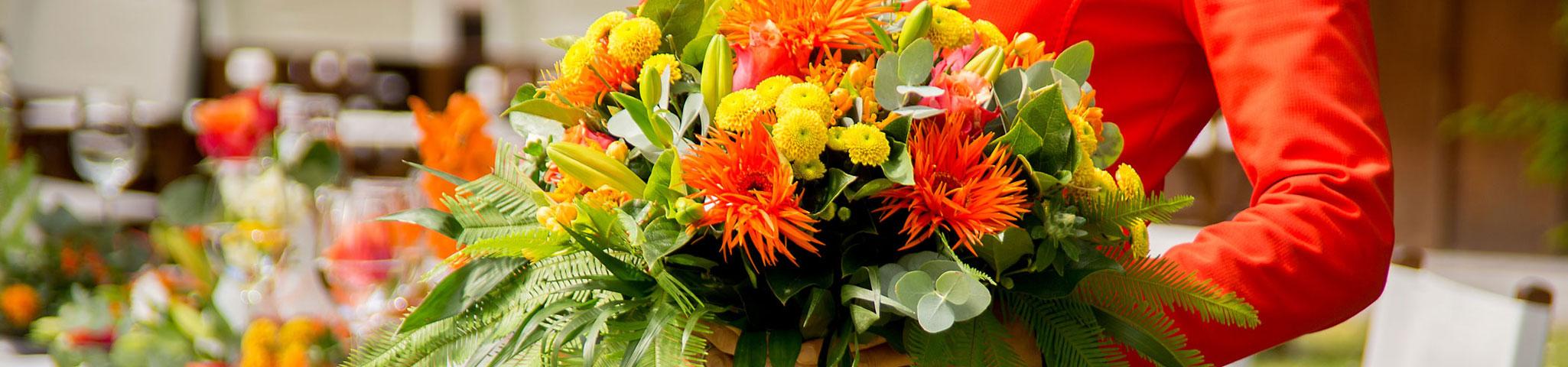 Nachhaltige Blumen und Pflanzen